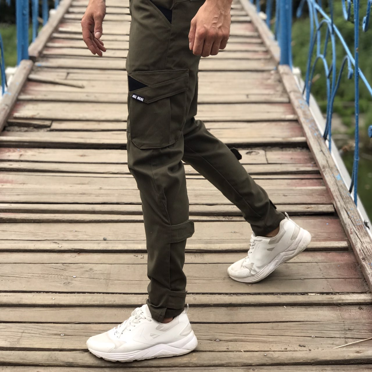 Штани street warrior M2 khaki